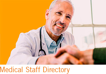 Medical Staff Directory